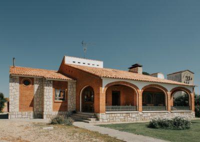 Casa rural puentes mediana Hornillos de Eresma Valladolid-39