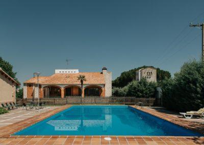 Casa rural puentes mediana Hornillos de Eresma Valladolid-40