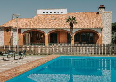Casa rural puentes mediana Hornillos de Eresma Valladolid-41