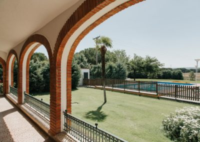 Casa rural puentes mediana Hornillos de Eresma Valladolid-43