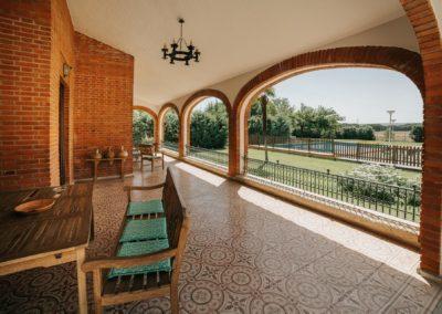 Casa rural puentes mediana Hornillos de Eresma Valladolid-44