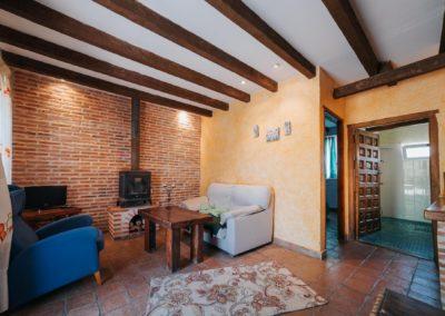 Casa rural puentes mediana Hornillos de Eresma Valladolid-56