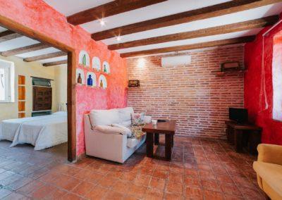 Casa rural puentes mediana Hornillos de Eresma Valladolid-59