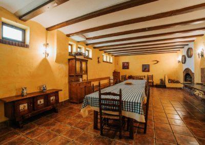 Casa rural puentes mediana Hornillos de Eresma Valladolid-11
