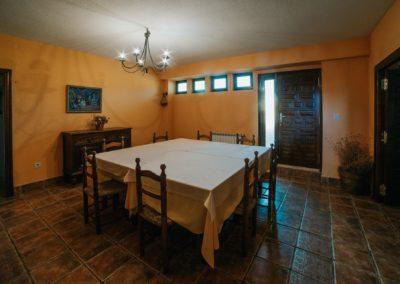 Casa rural puentes mediana Hornillos de Eresma Valladolid-12